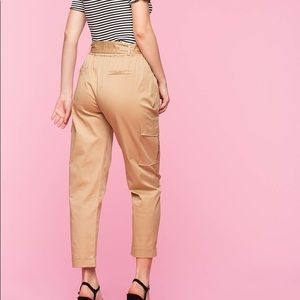 Pants - Belted Cargo Pants